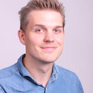 Lars Thore R. Hertzenberg, System og sikkerhetsansvarlig i Akershus fylkeskommunale tannhelsetjeneste