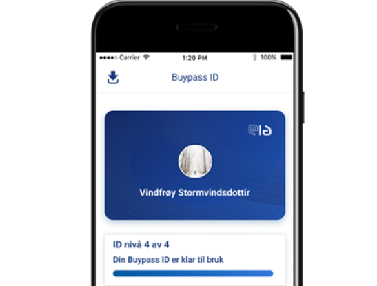 BuypassID-mobil-iphone